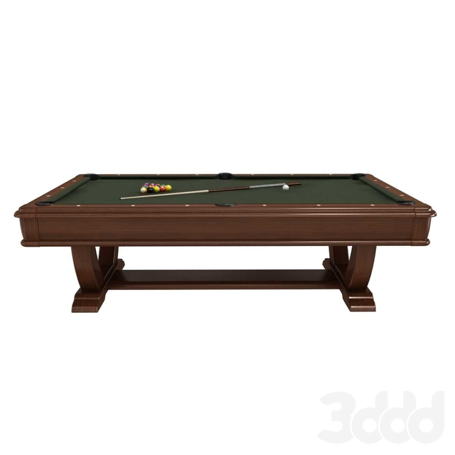 3d модели Бильярд Brunswick Pool Tables De Soto Hallmarks Billiards - Are Brunswick Pool Tables Good