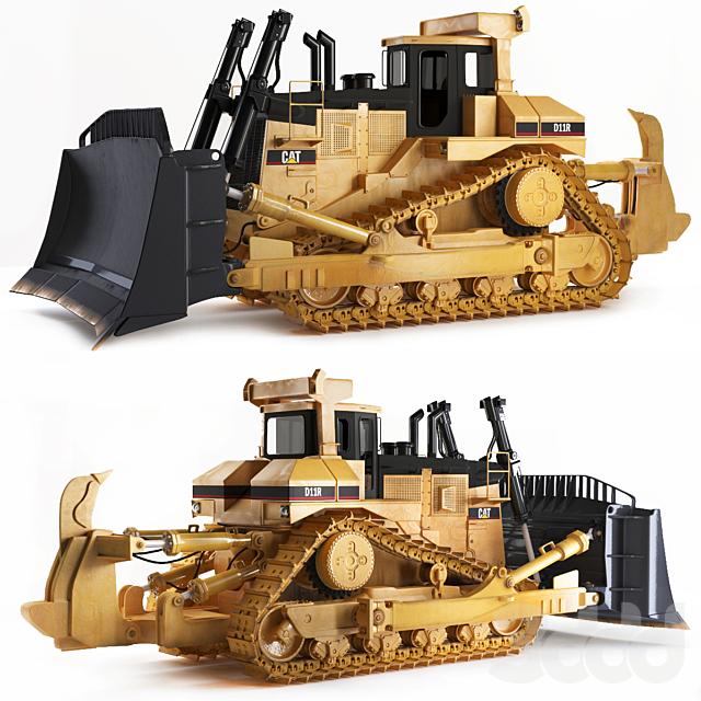 Бульдозер CAT D11R