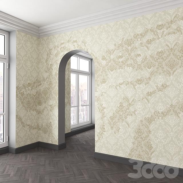 Обои Wall&Deco коллекция Gio Pagani_28