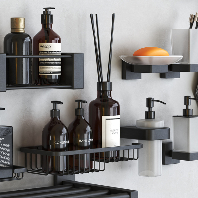 General Hotel | Nameek's. Bathroom accessories