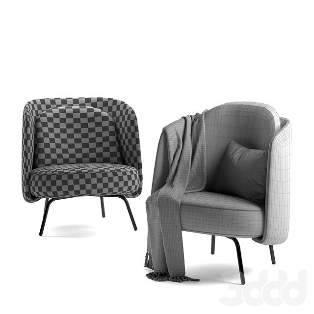 Ditre italia Lucia armchair 2