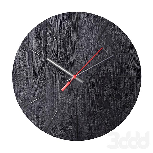 3d модели: Часы - Ikea_watch_vokalissa