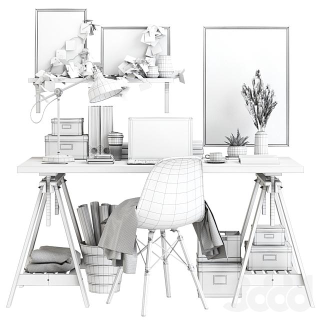 IKEA office workplace 18