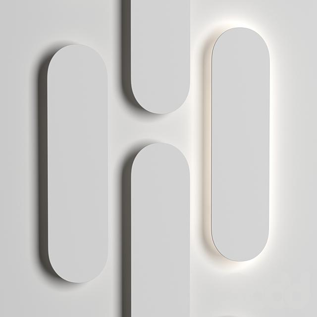 Настенный светильник Shild от Forstlight