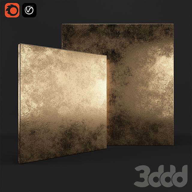 Metal 1 Gold