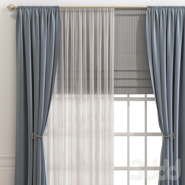 Curtain 691