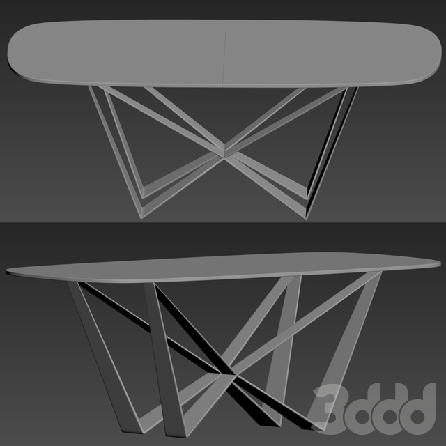 Baron Sea Foam Dining Chair Table