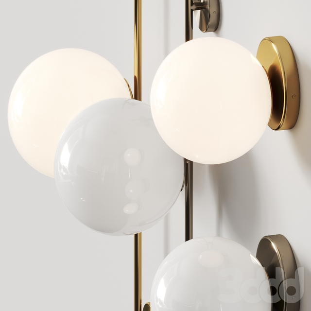 Luxcambra Lymington Wall Lamps