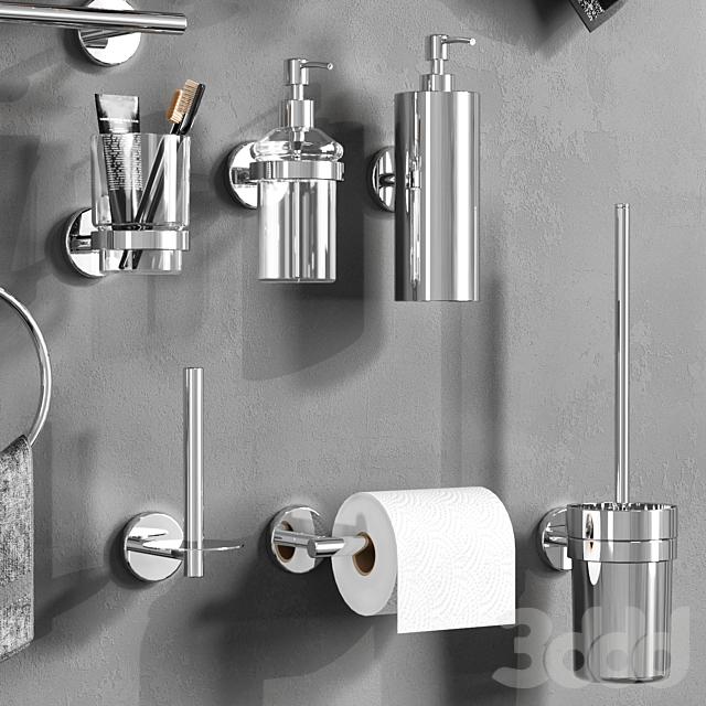 EROS bathroom accessories
