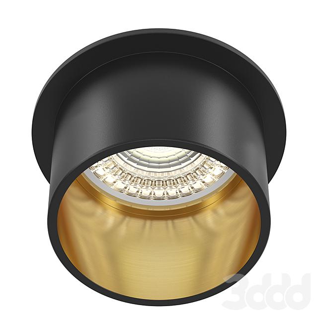 Встраиваемый светильник Maytoni DL050-01GB