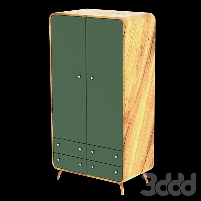 шкаф Ellipse с ящиками