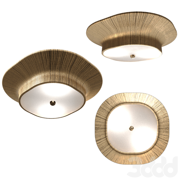 Utopia Round Sconce Gold designed by Kelly Wearstler