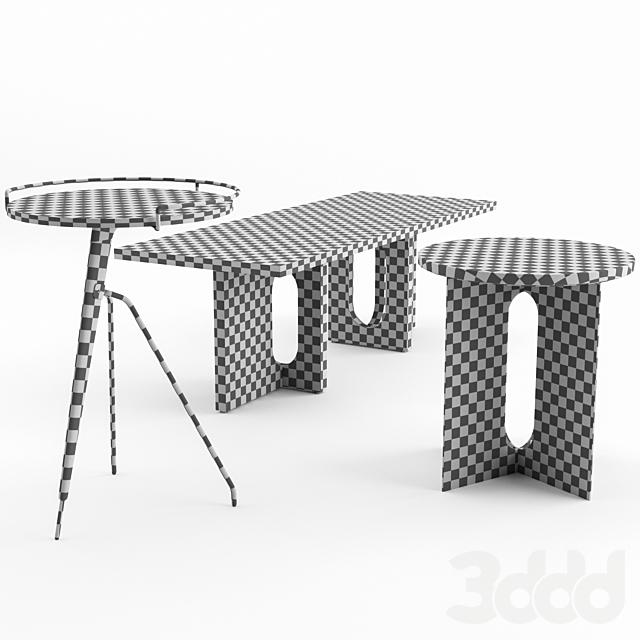 Table Set by MENU