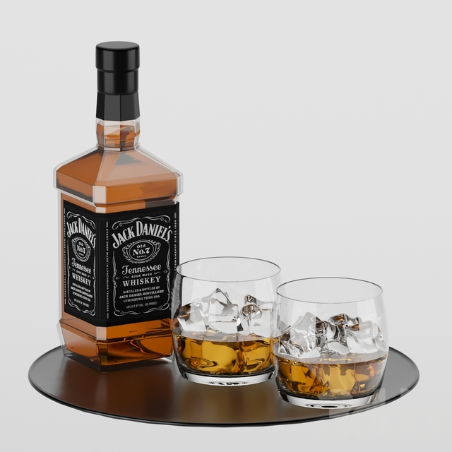 Whiskey Set