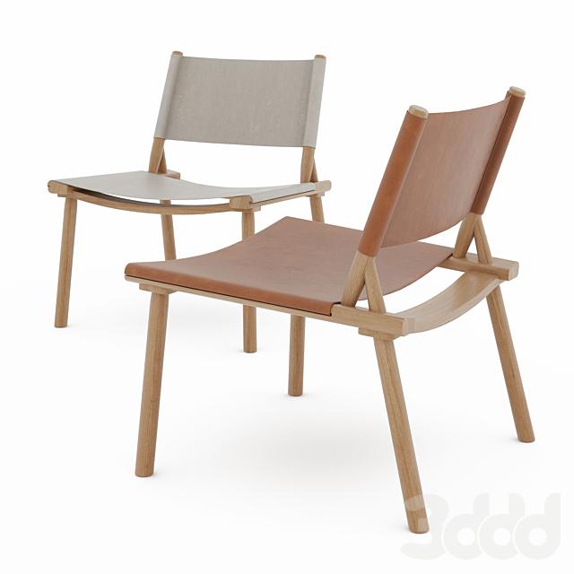 nikari december lounge chair