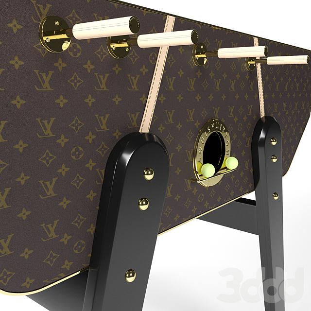 Le Babyfoot Louis Vuitton
