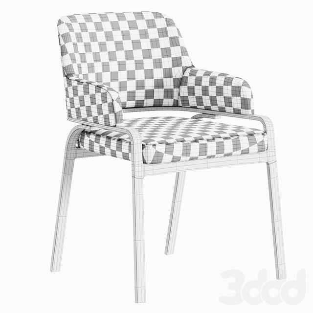 GAZELLE DINING CHAIR Atelier Purcell