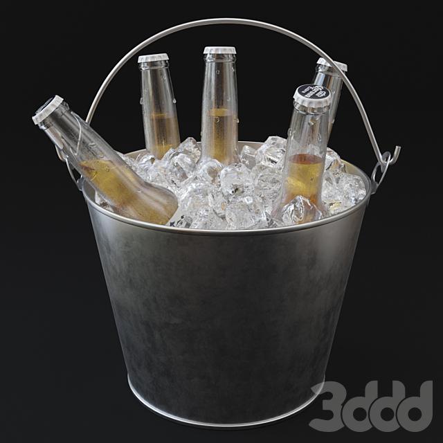 Пивное ведро, Corona Extra beer