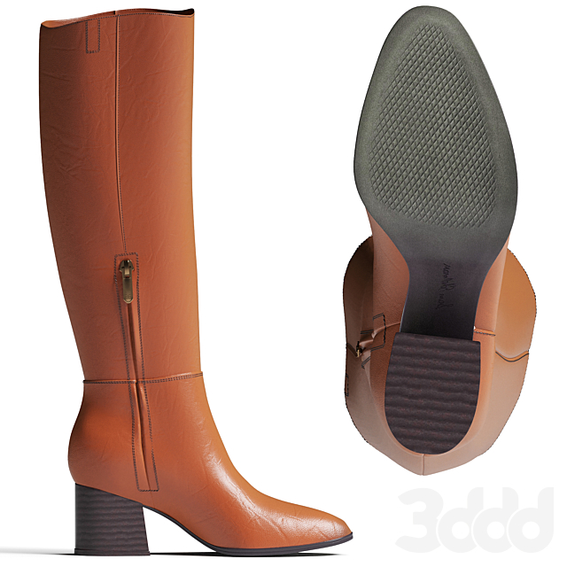 Kerby Whiskey Boot