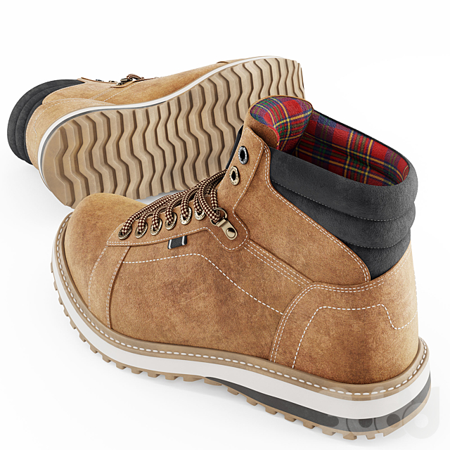 DECARSDZ Men Boots