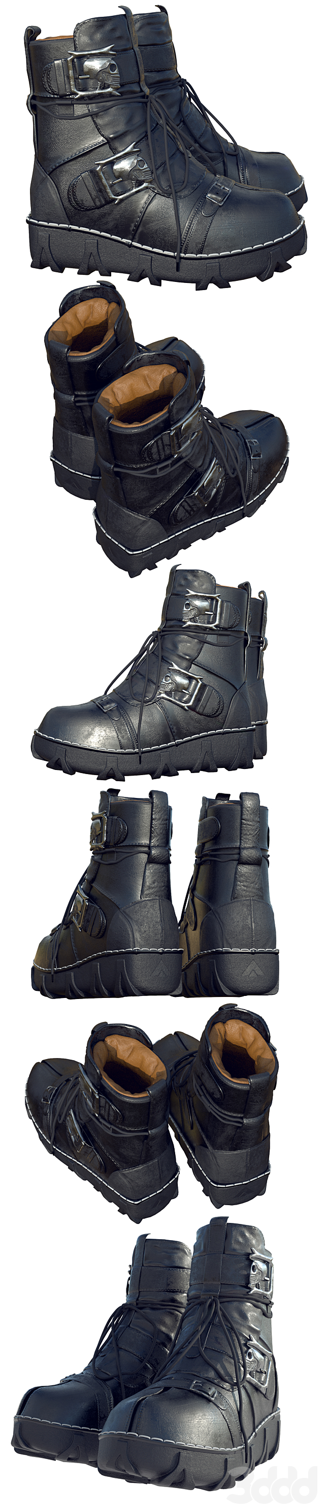 Boots gothic winter