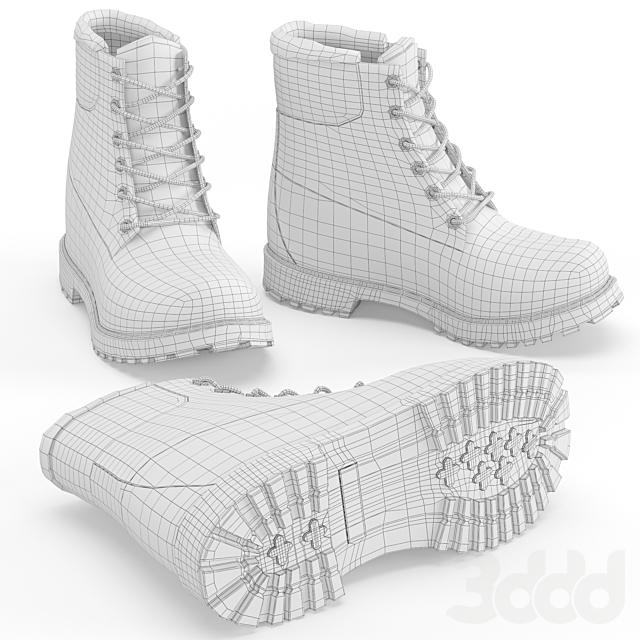 Ботинки 6 Inch Shearling Boot Waterproof