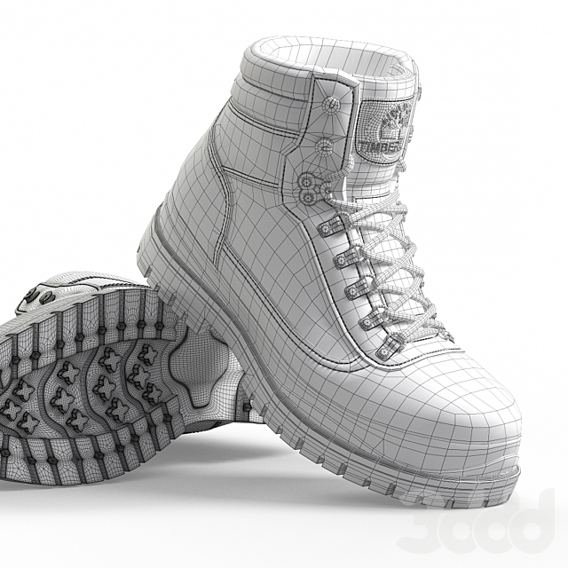 Timberland Winter Shoes