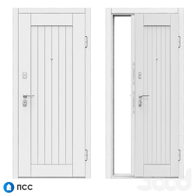 OM Входная дверь LOFT (Loft-136) - ПСС