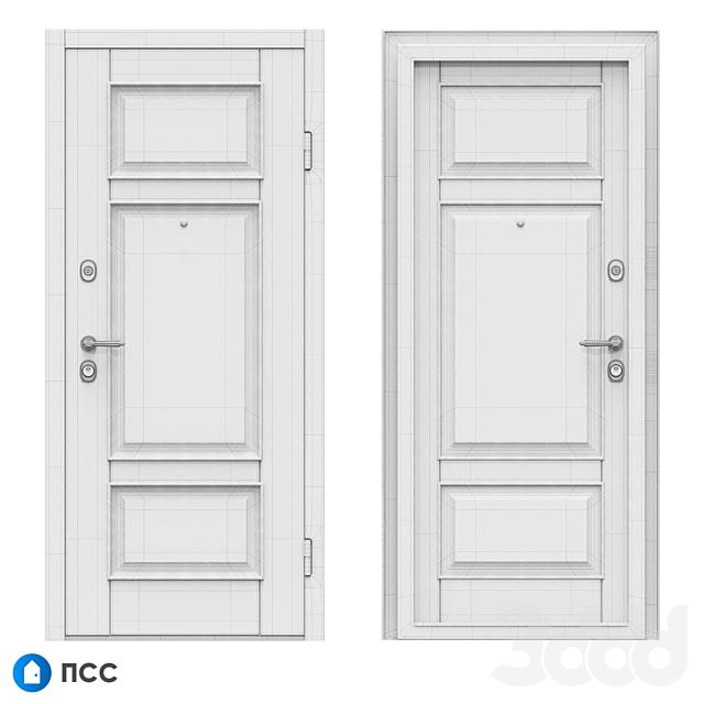 OM Входная дверь ЭКО (ЭКО-75) - ПСС