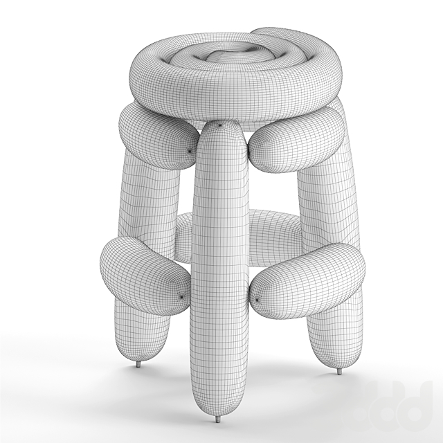 The Future Perfect Blowing Stool 1