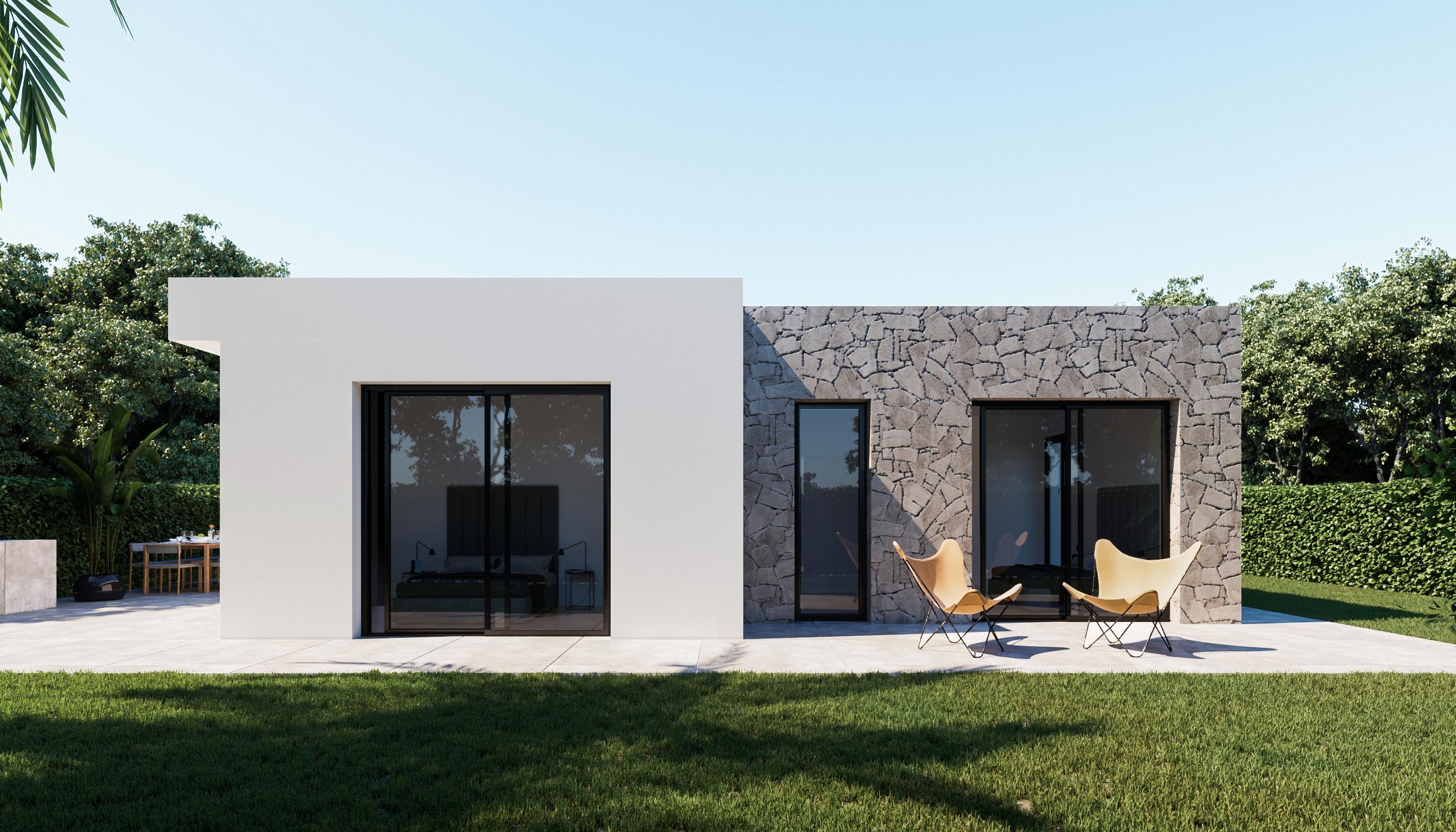 Загородные дома в испании купить землю в великобритании