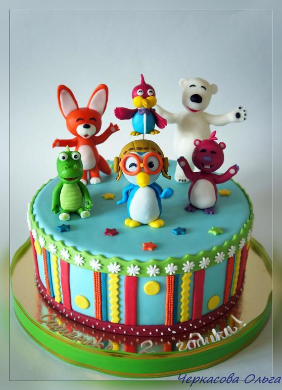 фото торта еденица для одногодки
